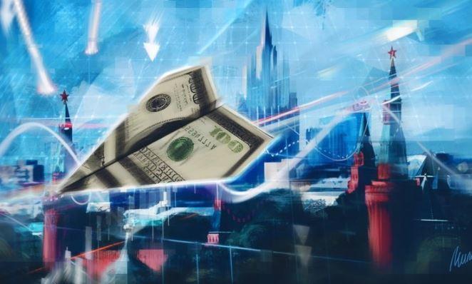 Bloomberg «смоделировал» потери экономики РФ от санкций