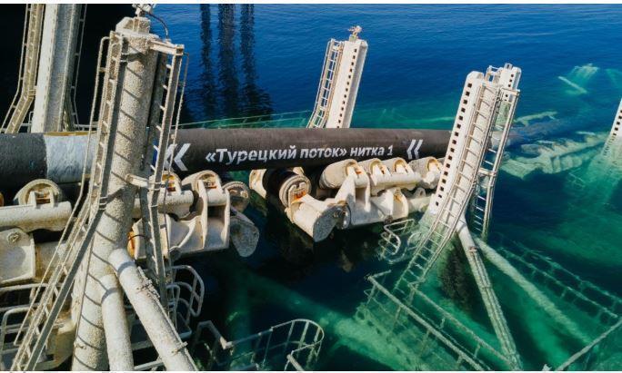 Лавров огласил условия прокладки «Турецкого потока» через Евросоюз