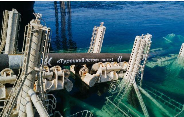 Песков сообщил о перспективах «Турецкого потока»