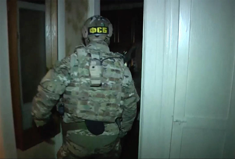 На Кубани ФСБ поймала несостоявшегося шпиона-полицейского