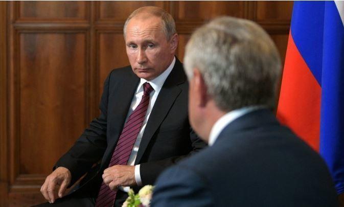 Политолог озвучил вероятные темы переговоров Путина и Хаджимбы