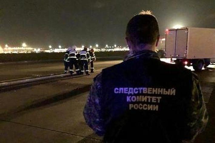 Сьали известны подробности гибели мужчины под шасси самолета в Шереметьево