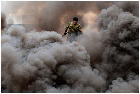 Белоруссия волнуется из-за угрозы большого военного конфликта