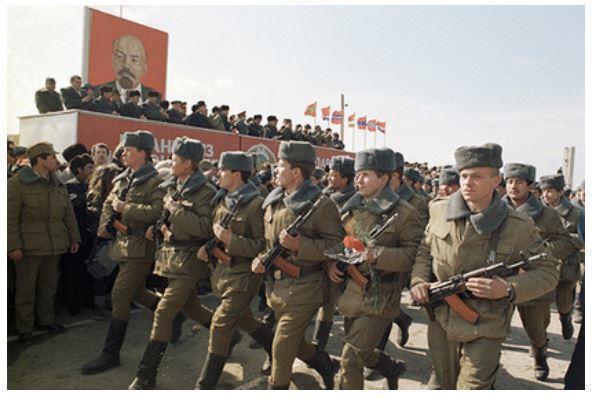 В РФ задумали переоценить итоги Афганской войны