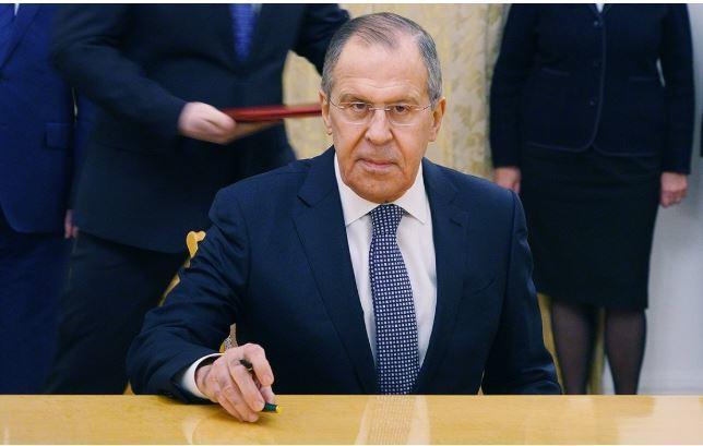 Лавров отреагировал на угрозы Могерини по Азову рекомендацией