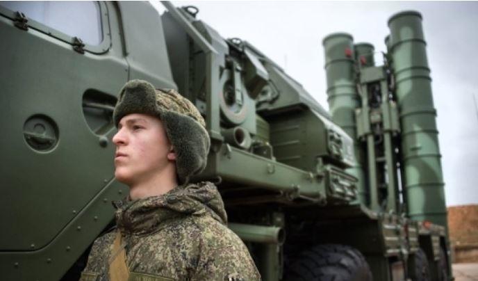 «Экспортный хит»: Die Welt считает российские С-400 козырем против Америки