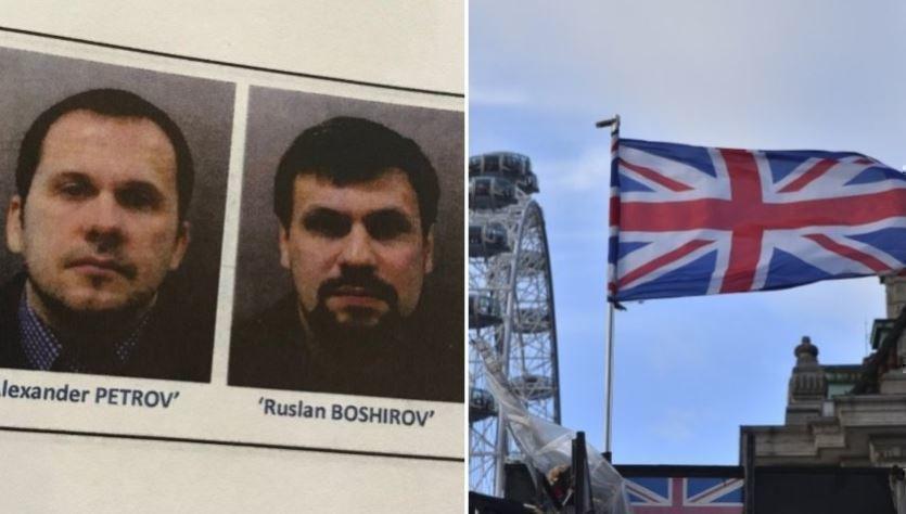 РФ составила неудобные вопросы Лондону по «делу Скрипаля»