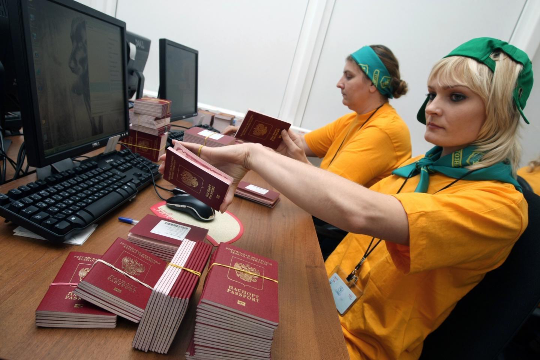 В РФ может сократиться срок оформления загранпаспорта по месту пребывания