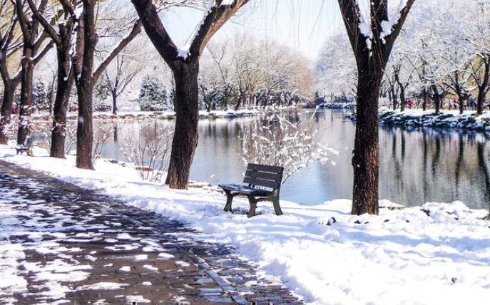 Утепляемся. Синоптики обещают москвичам мороз до -12 и снег