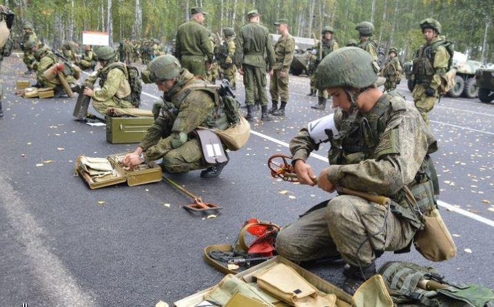 Российская армия оказалась в тройке сильнейших в мире