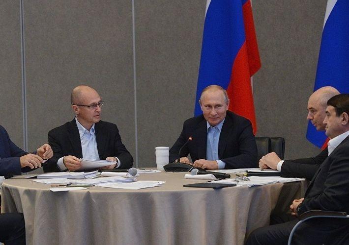 Путин рассказал, какими в РФ должны быть зарплаты и пенсии