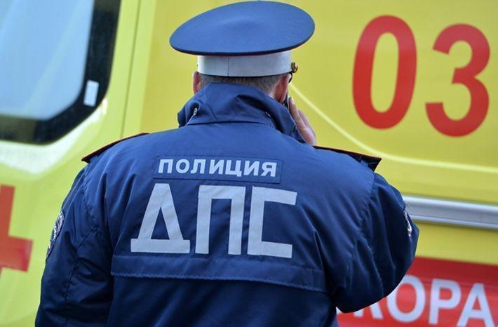 В Ярославле на переходе иномарка сбила четырёх пешеходов