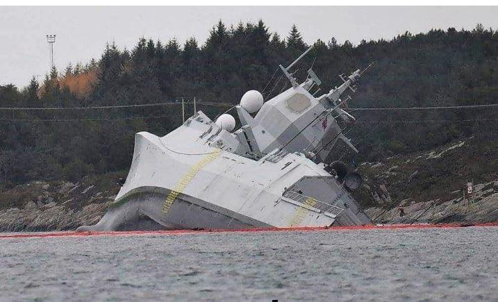 Неудача Trident Juncture 2018: почему Норвегия и остальные западные страны пытаются свалить вину на РФ