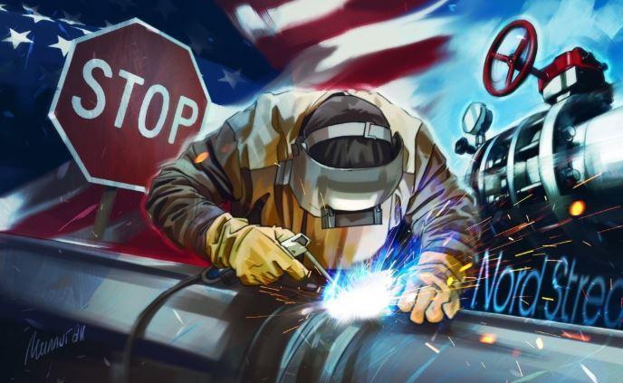 США вчистую проигрывают РФ: эксперт назвал причину упорства Штатов на рынке газа в ЕС