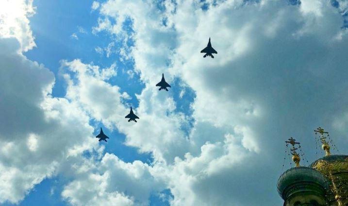 Минобороны России представило проект по защите воздушных границ страны