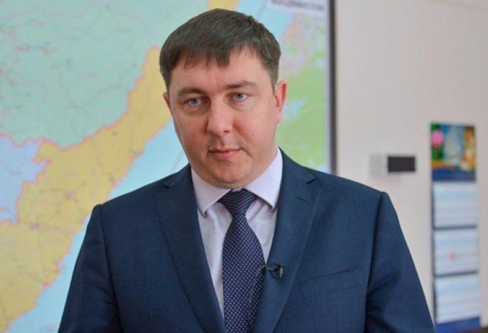 Вице-губернатор Приморья подал в отставку после пяти лет работы