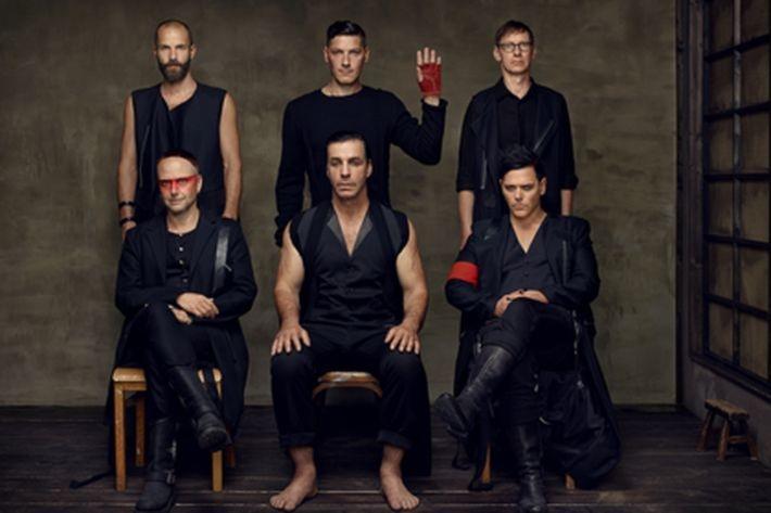 Россиян лишат возможности снимать концерты Rammstein