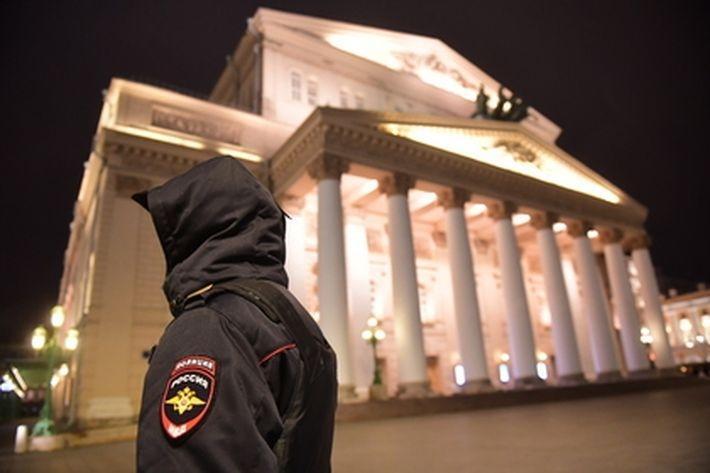 Москву угрожали взорвать три раза за ночь