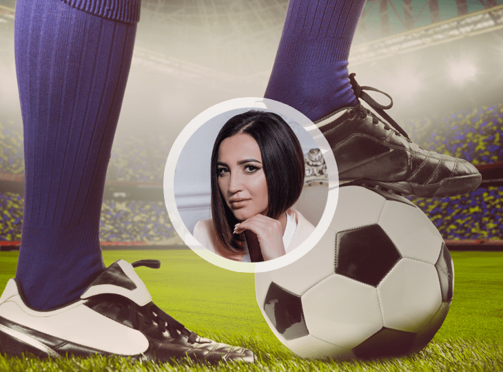Футбольный клуб предложил Ольге Бузовой стать спонсором команды