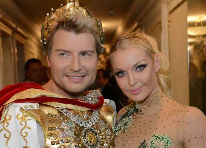 """Басков рассказал, как у него """"все было"""" с Волочковой"""