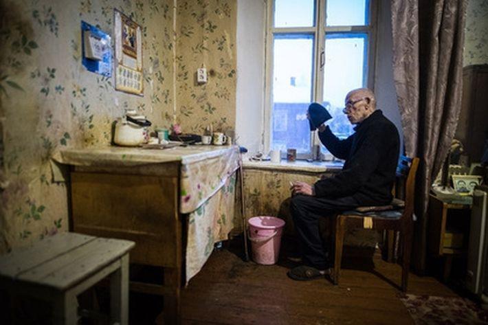 В России пятый год подряд снизились доходы