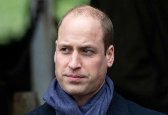 Принц Уильям появился на форуме в Давосе в дырявом ботинке