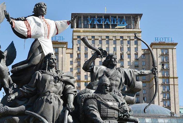 Украинский политолог засомневался в существовании россиян