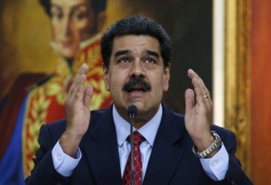Мадуро задумал встретиться с дьяволом ради мира с США