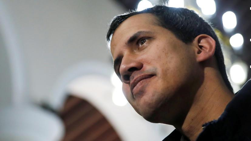 Австрия сообщила, что готова признать Хуана Гуаидо временным президентом Венесуэлы