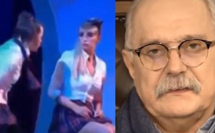 «Они понимают, что они говорят?»: Михалков считает овцами участниц Comedy Women за шутку о Карбышеве