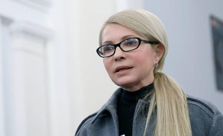 Тимошенко уверена, что положит на лопатки любого кандидата в президент