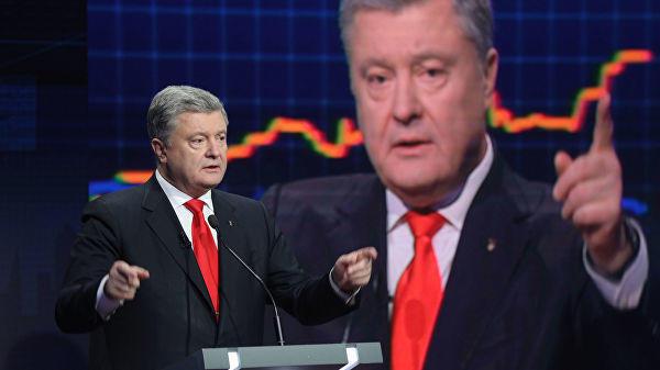 В бедности Украины виновата Россия - Петр Порошенко