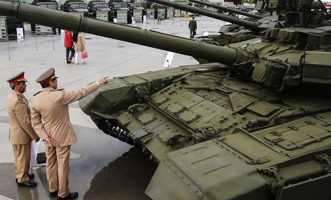 Эксперты предсказали потерю РФ 2-го места по экспорту оружия