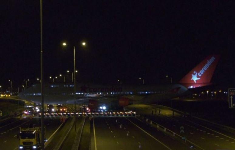 В Нидерландах пассажирский самолёт будет аттракционом для туристов (видео)