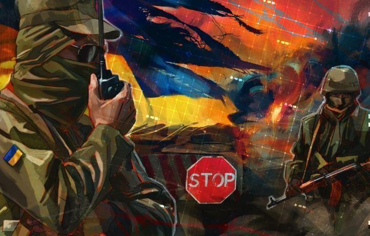 ВСУ нечаянно «сбили» собственный склад в Краматорске из ЗРК