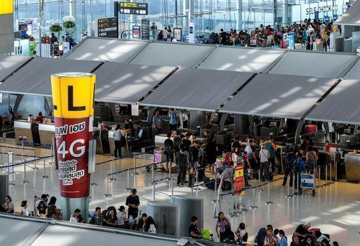 Россиянин погиб в аэропорту Бангкока