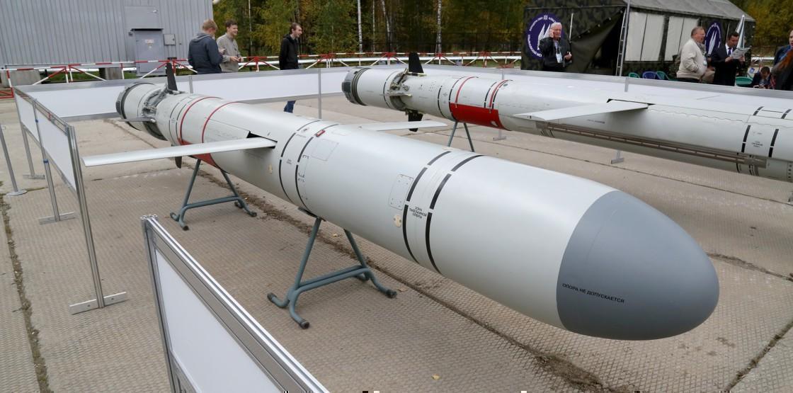 Из-за выхода США из ДРСДМ Россия разработает «Калибр» для сухопутных войск