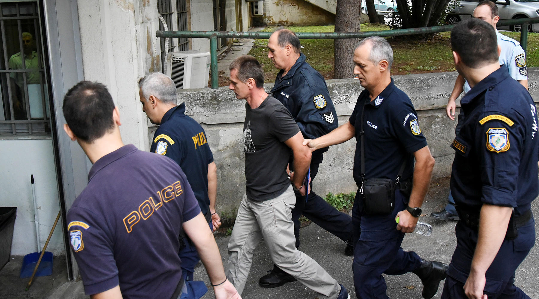 По запросу Украины Греция арестовала гражданина РФ