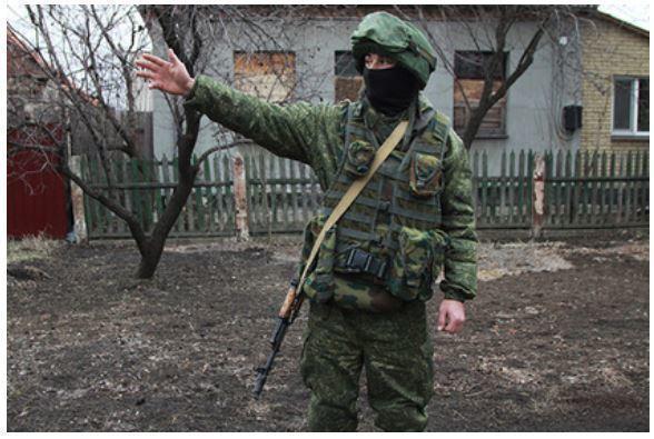 Раскрыты подробности быта воюющих в Донбассе россиян