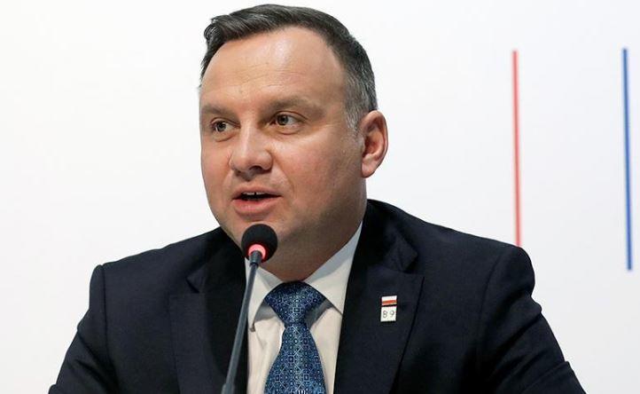 Президент Польши рассказал о «российских самолетах над Берлином»