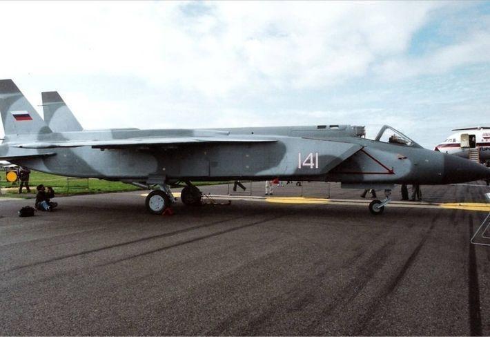 Боевая ДНК. Как Америка своровала у России истребитель F-35