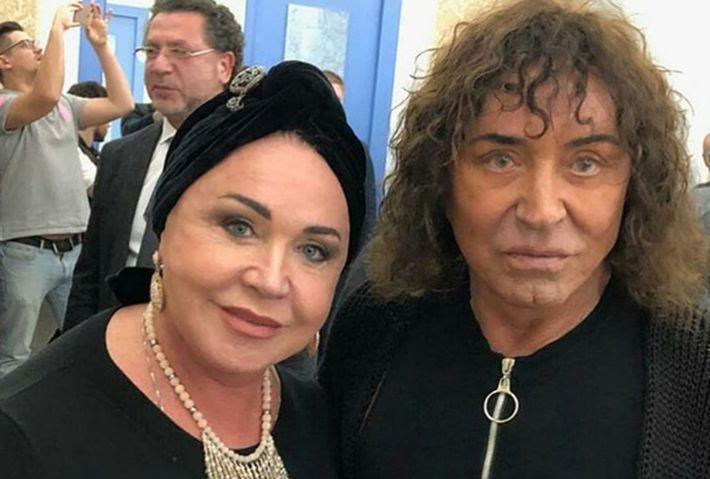 Пользователи не пощадили новое фото Бабкиной и Леонтьева