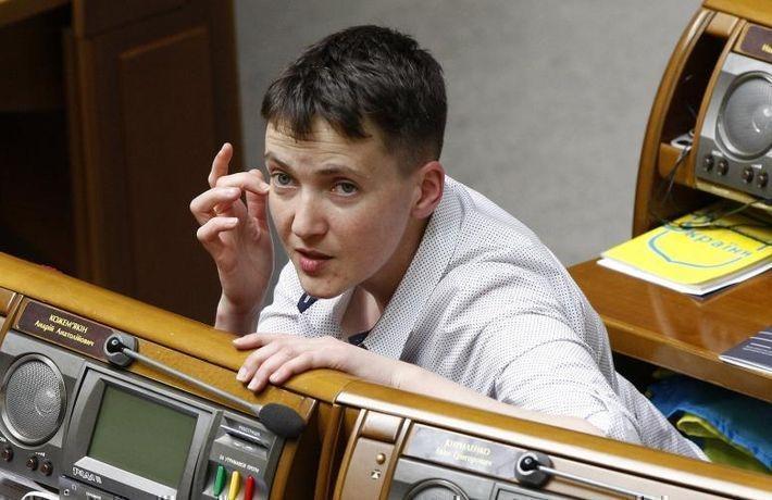 Савченко высказалась о кандидатах в президенты Украины