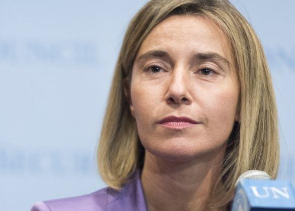 Могерини сообщила, что Евросоюз не признает суверенитет Израиля над Голанами