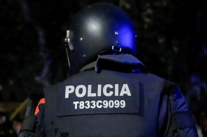 Полиция Барселоны задержала 66 граждан Грузии