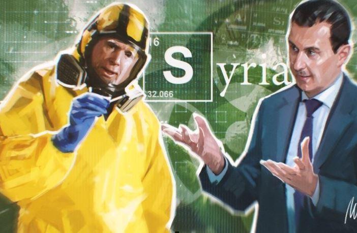 В МИД Сирии посчитали «предупреждения» Запада прикрытием для химатаки