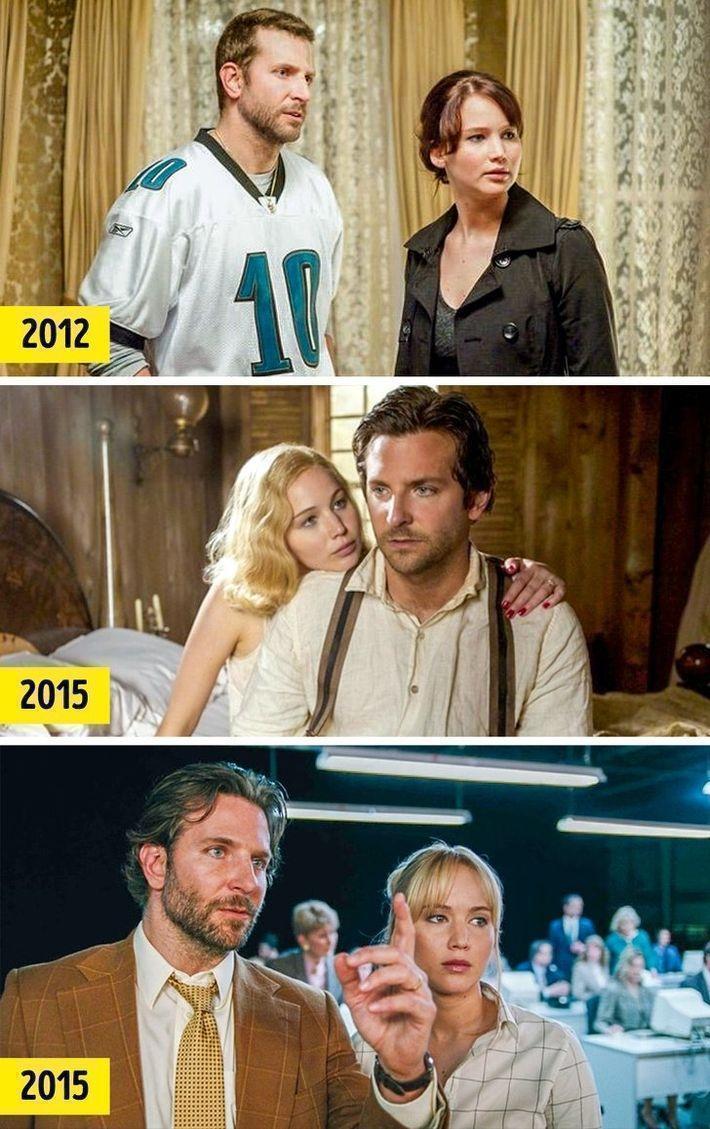 15 актерских пар, кочующих из фильма в фильм