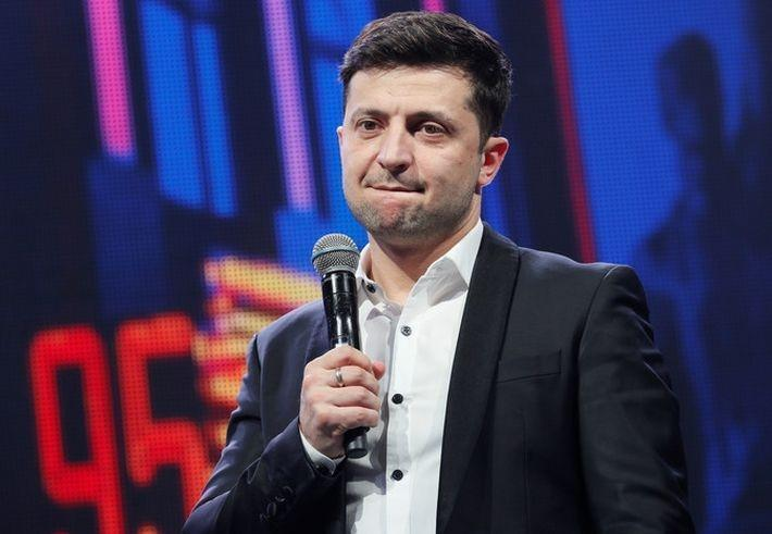 Зеленский заявил, что не уважает Порошенко