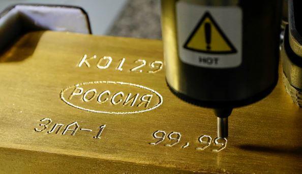 BFM Business: ЦБ приобретает золото, чтобы противостоять доллару
