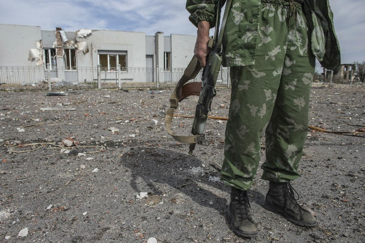 Солдат ВСУ прострелил своему командиру ногу из-за издевательств